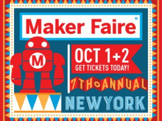 NYC Maker Faire - Sunday