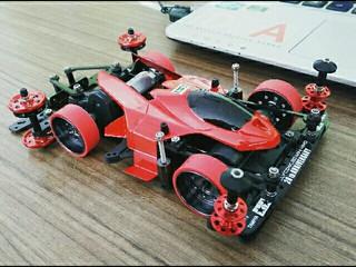 Red VS machine