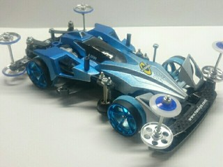 TZ-X サイクロンマグナム リバイバル