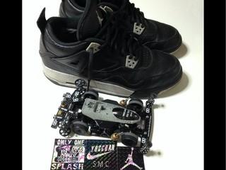 2016 JC JORDAN 4 OLEO 東京3 ver