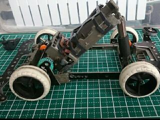モーター連動型バッテリーマスダン 1号