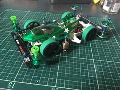 グリーンサンダー
