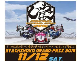 シャチホコmini4WDグランプリ2016