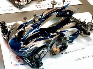 スピンバイパー TP  大阪大会2 入選