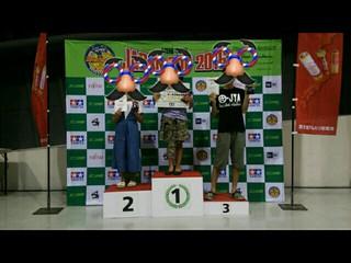 ジャパンカップ2016大阪2