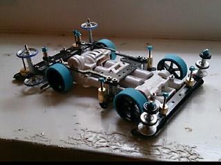 S2 chassis jump setup