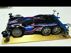 S2ブラックトライゲル6輪