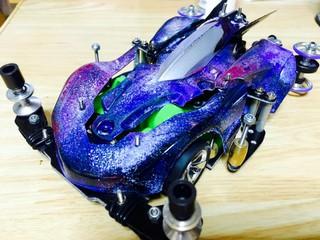 Galaxy Viper (ポリカバイパーFMAR)