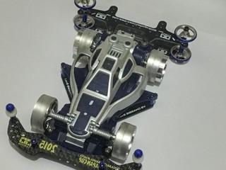 silver astute vs evo.1 chassis