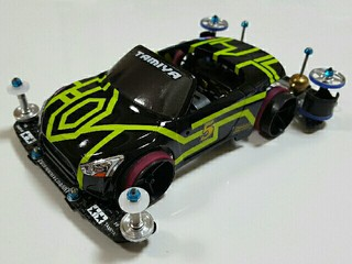 SFM3号車コペンライナー