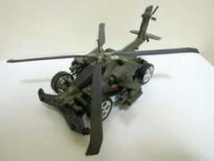 28号車 バンキッシュ攻撃型ヘリ