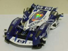 34号車 サンダーブーメランBMW10