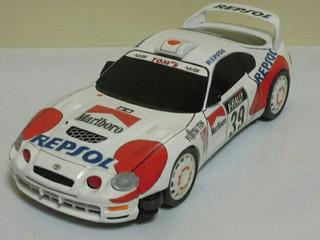 39号車 セリカXX GT-FOUR
