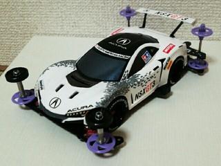 NSX GT-3