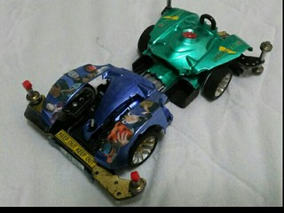 HIROMATU カー α VS GATのギラゴールドカー