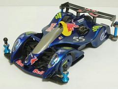 55号車 レッドブルX2012(再塗装)