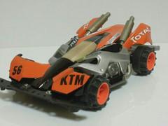 56号車 KTM クロスアロー