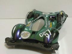 57号車 flying squirel