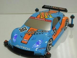 58号車 ガルフレーシングZ DTM