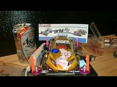 10月11日gridナイトレース