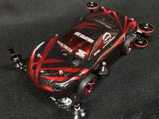 RED TRF-RACER jr.S2FM