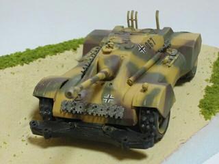 67号車 二号突撃装甲車