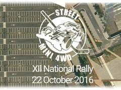 XII National Rally Street mini 4WD Italy