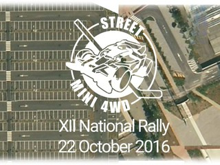 XII National Rally Street mini 4WD Italy