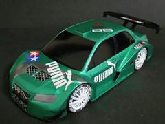 86号車 ランエボDTM