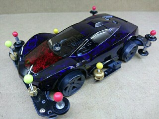ベルダーガ 長男の愛車
