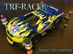 TRF-RACERJr. flatパッパ使用仕様♂