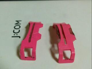 ピンクの違い