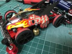 Super-II chassis