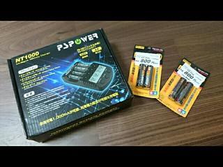 PSPOWER NT1000とネオチャン