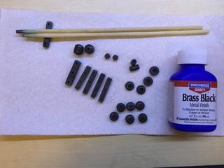 Brass Black - Birchwood Casey