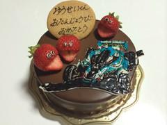 エアロアバンテケーキ!
