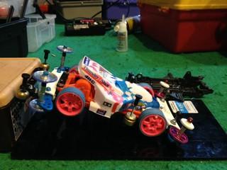 super 2 chassis sliding damper