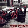 RED ZONE-MINI4WD RACING TEAM-