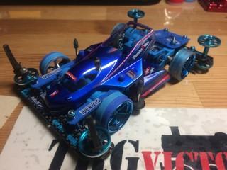 blue THUNDER⚡️SHOT s2