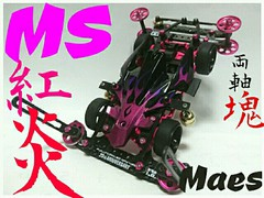 MS紅炎(ピンク)