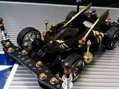 サンダーショット黒猫スペシャル