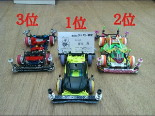第1回タケモト杯ッ!!チューン系限定レース
