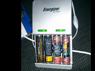 謎の充電器