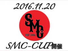 2016.11.20  SMC-CUP🏆