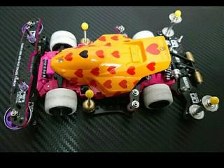 ピンクスパイダー MS
