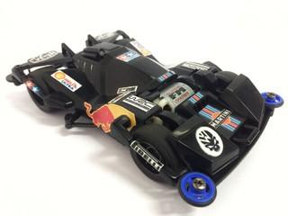 Jet Black WRC Series
