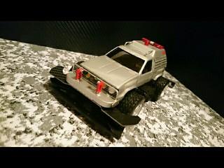特別機動車~サファリ~