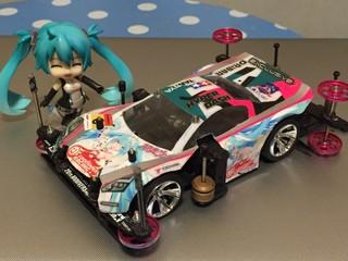 GSR初音ミクワークス GT3 ver2015