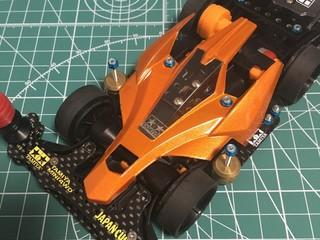 オレンジ狂 サイマスAR