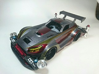 SILWOLF super GT(仮)
